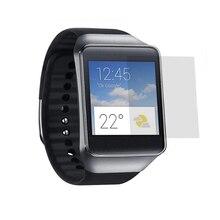 Universal explosionsgeschützte weichen schutz flim displayschutzfolie für samsung gear live smartwatch