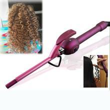 9 мм Плойка для завивки волос Профессиональные волос Curl Утюги Керлинг палочка ролика Rulos krultang волшебный уход красоты Инструменты для укладки