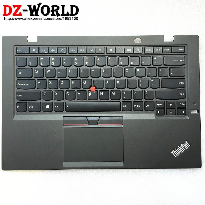 New SP Spanish Backlit Keyboard for Lenovo ThinkPad X1 Carbon Gen 3 3rd 2015
