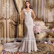 Swanskirt Wedding Dress vestido de noiva Mermaid Tailored