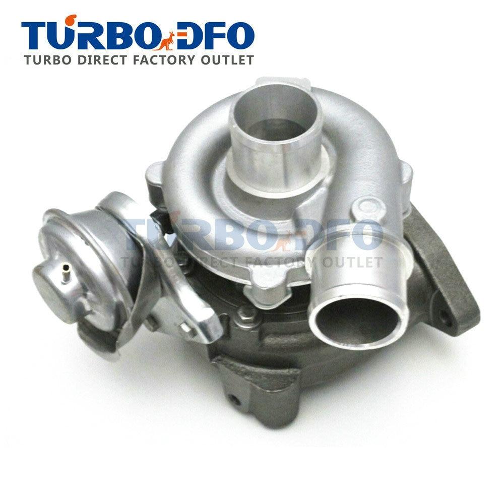 Turbine Full GT1749V turbo charger 721164-0013 / 801891-5001S for Toyota Auris RAV4 2.0 D-4D 1CD-FTV 17201-27030 17201-27040