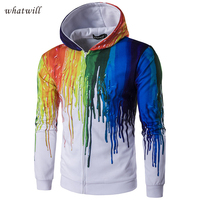 Hip Hop 3D Printed Hoodies 2016 Fashion Hoodies Sweatshirts Casual Chandal Sudaderas Hombre Fitness Hoody Coat