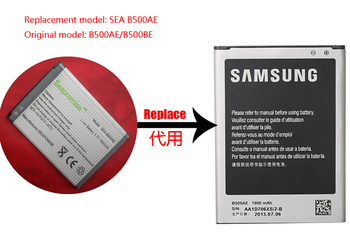 Wholesale 10pcs lot battery B500AE (B500BE) for Galaxy S4 Mini GT-i9190,GT-I9195,GT-i9192,GT-I9197X,GT-I9197Z,GT-i9198.. фото