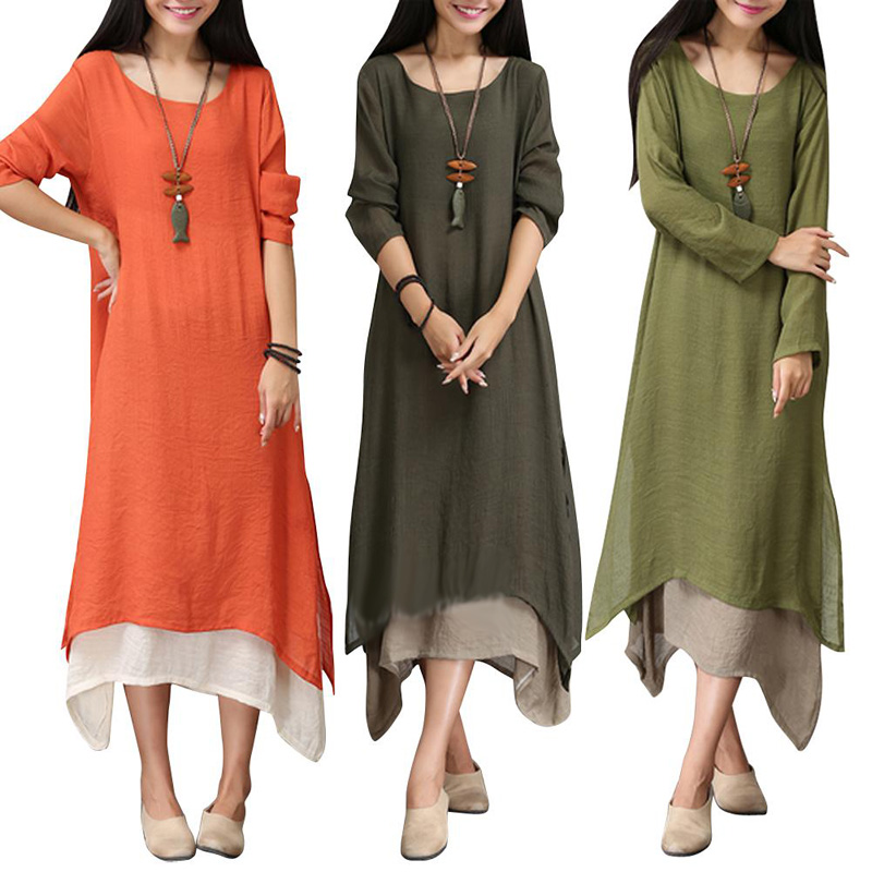Popular Maxi Dress Ethnic-Buy Cheap Maxi Dress Ethnic lots from ...