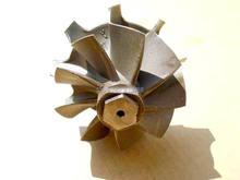 GT25 Турбины колеса размер 45.7 мм * 54 мм, турбокомпрессор/rebuild комплекты поставщик AAA Частей Турбокомпрессора