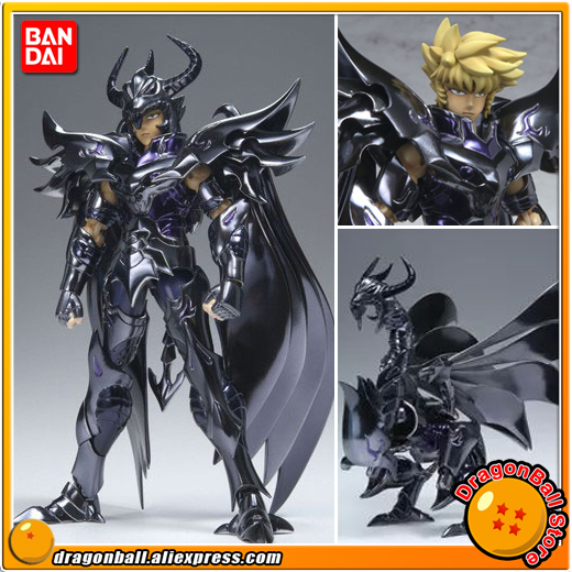 Japan Anime Saint Seiya Original BANDAI Tamashii Nations Saint Cloth Myth Action Figure Wyvern Rhadamanthys