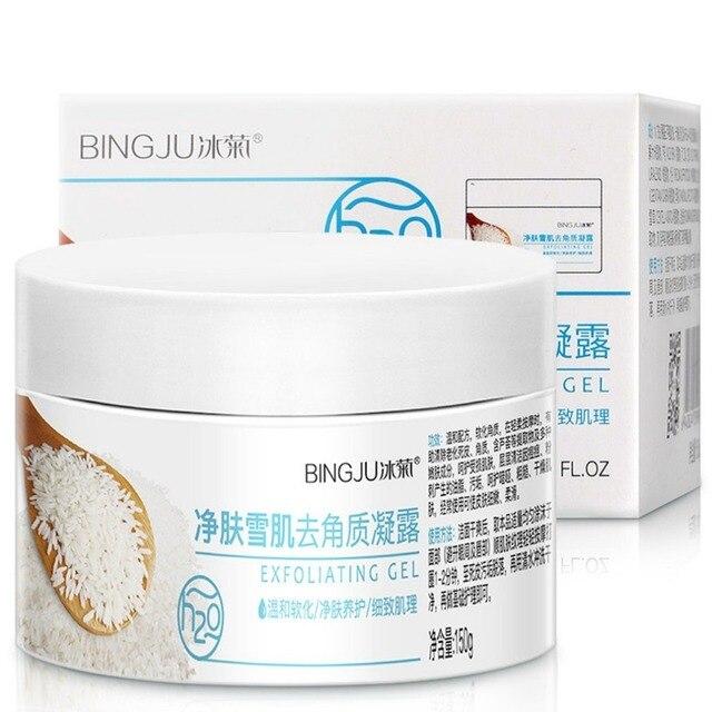Limpieza Profunda Aqua Gel hidrata el tratamiento Facial brillo exfoliante Facial cuidado Facial de la piel