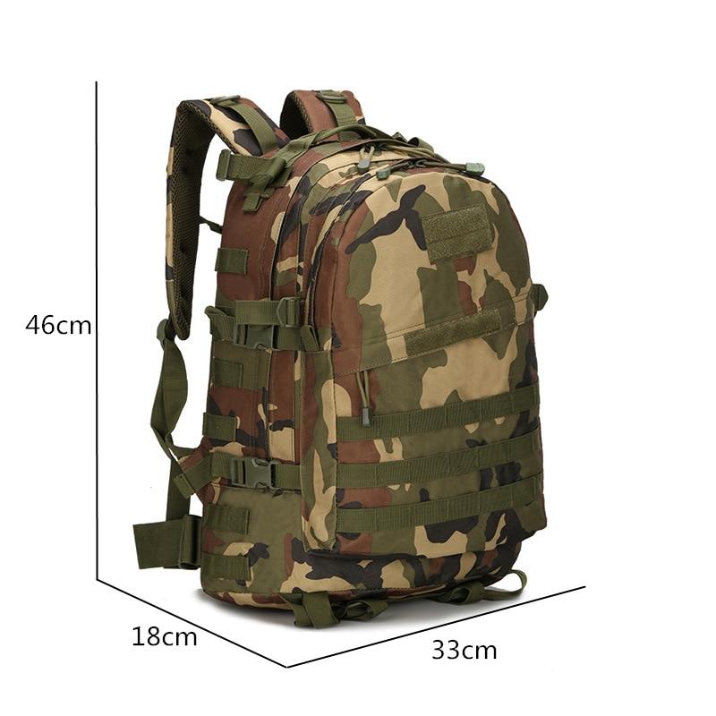 7 Tactical Di 4 1 Escursionismo Army Aperta Sport Borsa Molle Zaino All'aria 2 3 Campeggio Sacchetto 3d Tattico 5 Del Arrampicata Da Militare 8 9 6 Viaggio Pacchetto 4Bq87w7