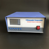 ultrasonic generator 1500W 220V 28khz/33KHZ/40khz Power Adjustable Ultrasonic Wave Generator for Parts Ultrasonic Cleaner
