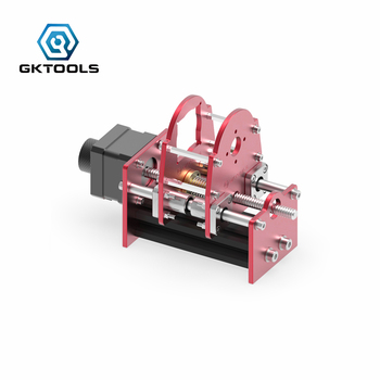 GK Z-Axis Pro Kit All Metal mini CNC Engraving Machine Module Development ,Suitable for GK4545Pro