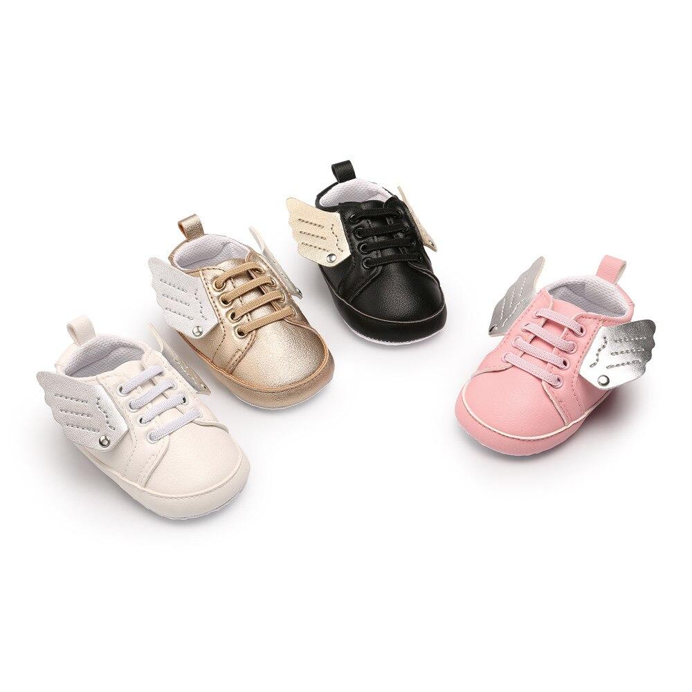 Hot koop! CX57 Nieuwe Arrivel Mode PU Lederen Pasgeboren Baby - Baby schoentjes - Foto 3
