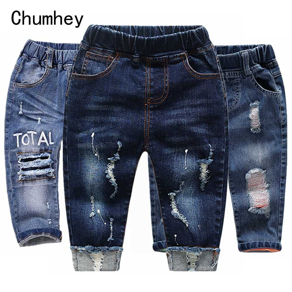 Chumhey Pantalones Vaqueros Elasticos Para Bebes 0 6t Para Primavera Y Otono 1 2 3 4 5 6 Girls Jeans Jeans Boys Pantsbaby Boy Jeans Pants Aliexpress