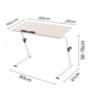 Image 5 - Современный подъемный столик для ноутбука, столик для компьютера, прикроватный, для дивана, кровати, столик для ноутбука, складной регулируемый, для ноутбука