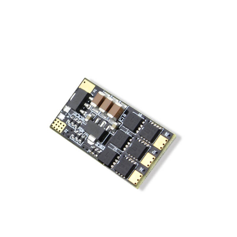 Emax Lightning S <font><b>25A</b></font> <font><b>ESC</b></font> (BLHeli S) Damped Light 2-4S For RC Plane FPV Racing Drone image
