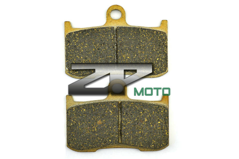 NAO Brake Pads For TRIUMPH Tiger 1050 SE/ABS 2011-2013 Front OEM New High Quality motorcycle brake pads ceramic composite for triumph 800 tiger 2011 2014 front rear oem new high quality zpmoto