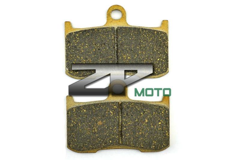 ②NAO Brake Pads For TRIUMPH Tiger 1050 SE/<b>ABS</b> 2011-2013 ...