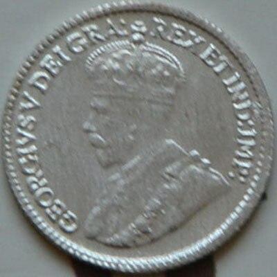 1915 1921} 3 pièces Canada 5 cents pièces copier LIVRAISON GRATUITE ...
