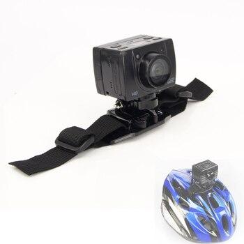 AEE S71 S70 S60 S51 S50 SD23 SD21 SD19 deportes cámara de casco vendaje cinta para aee Accesorios