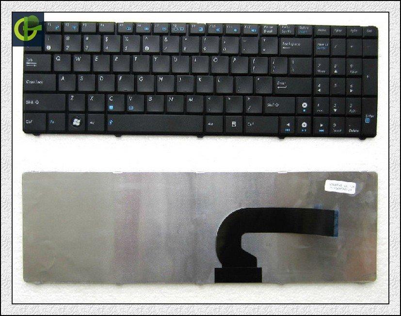 Keyboard for ASUS G60 G60J G60V G60JX G60VX K53 K53E series Black laptop keyboard US version