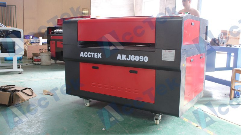 laser cutter price AKJ6090/laser wood cutter