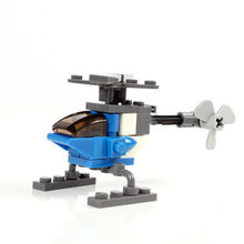 26Pcs/set Helicopter Model Figures Fancy Toys for Children Building Block Kits Compatible with All Brands(China)