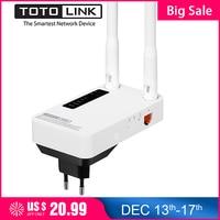 TOTOLINK EX1200M AC1200 Dual Band Wi-Fi Range Extender стабильный Беспроводной повторителя, 2,4 г/5,0 ГГц Wi-Fi Extender/AP режима, легкая установка