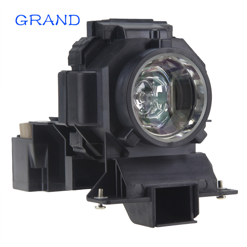 DT01001 Replacement Projector Lamp with Housing for HITACHI CP-X10000 CP-WX11000 CP-SX12000 CP-X11000 CP-X10001 HAPPY BATE