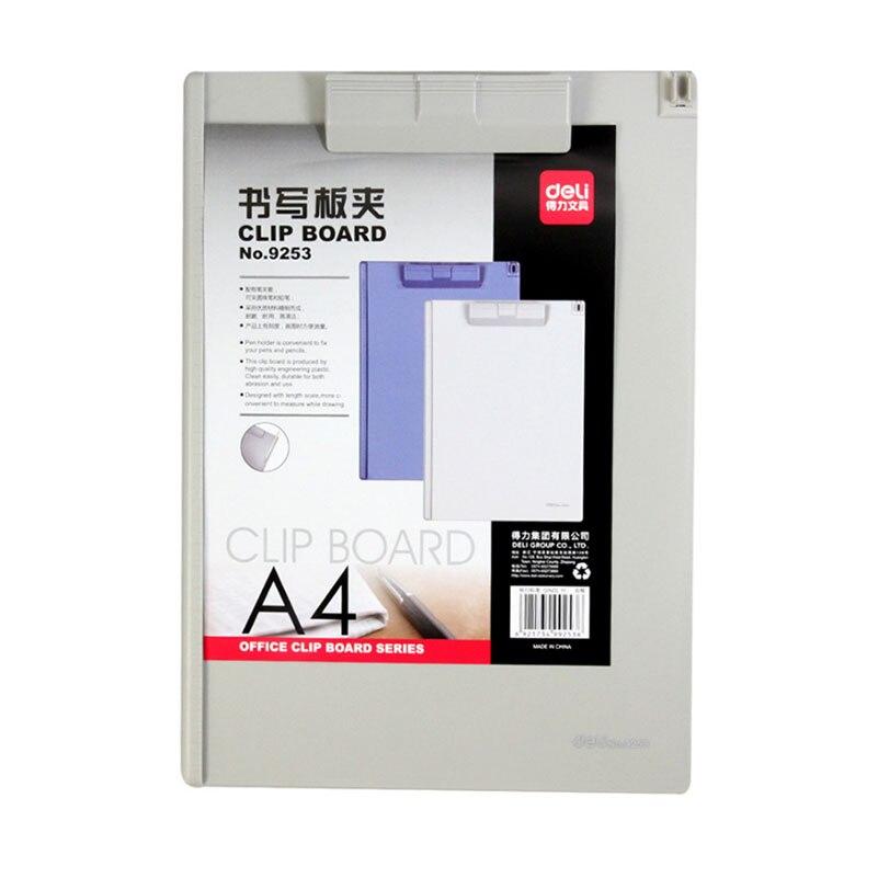 Briefpapier Tekenen Clipboard Map Klemborden A4 Lettergrootte - Notitieblokken en schrijfblokken bedrukken - Foto 3