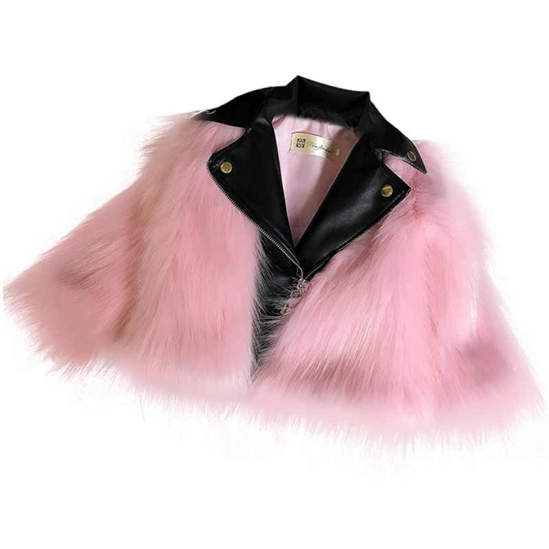 1a887a85c634 Detail Feedback Questions about fashion brand winter girls Faux fur ...