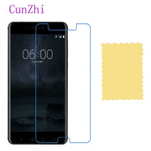 3PCS High Definition Protection Film For Nokia 6 Mobile