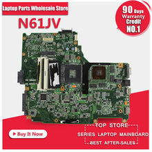 N61JV motherboard N61JV REV 2.0 laptop mainboard laptop HM55 DDR3 mainboard Non-integarted fully tested free shipping