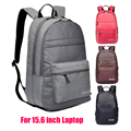 15.6 Woman Laptop Backpack Bag School Bag For Teenage Girls Travel Bag Nylon Notebook bag For Macbook Pro Air Reina Hp Sony