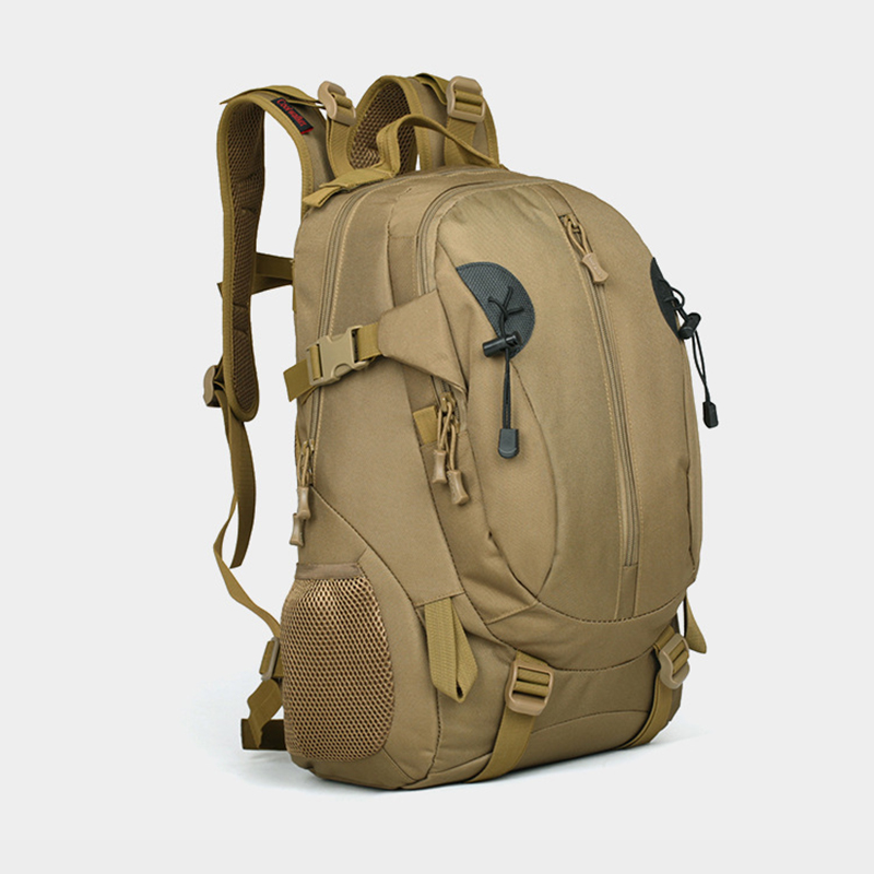 Élégant Multi-fonction Militaire Sacs À Dos Étanche camouflage Oxford sac à dos Adolescent Mâle Portable Bagpack Toile Sacs D'école