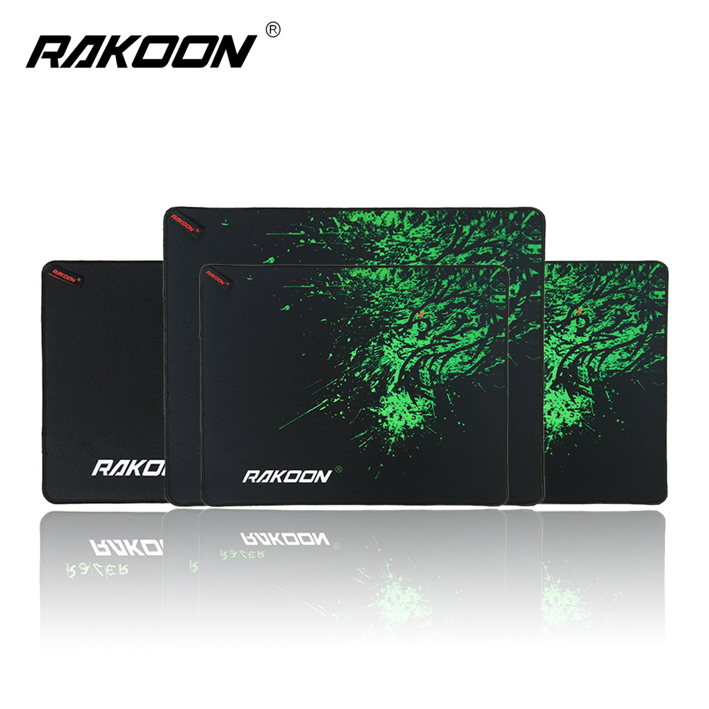 Green Dragon Large Gaming Mouse Pad