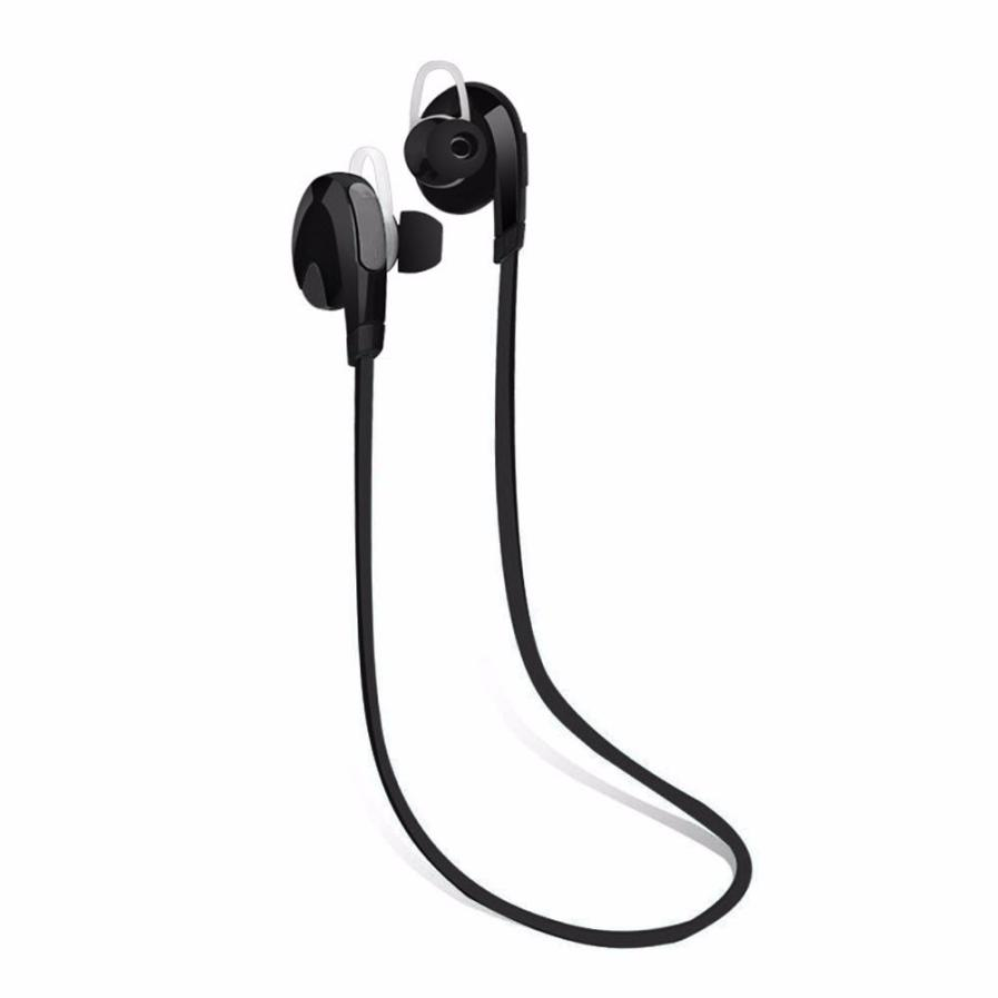 universal 4 1 wireless bluetooth headset earbuds stereo earphones sport with microphone. Black Bedroom Furniture Sets. Home Design Ideas