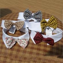 Зоотоваров боути праздника собаки кошки галстук украшение собака рождество воротник свадебные