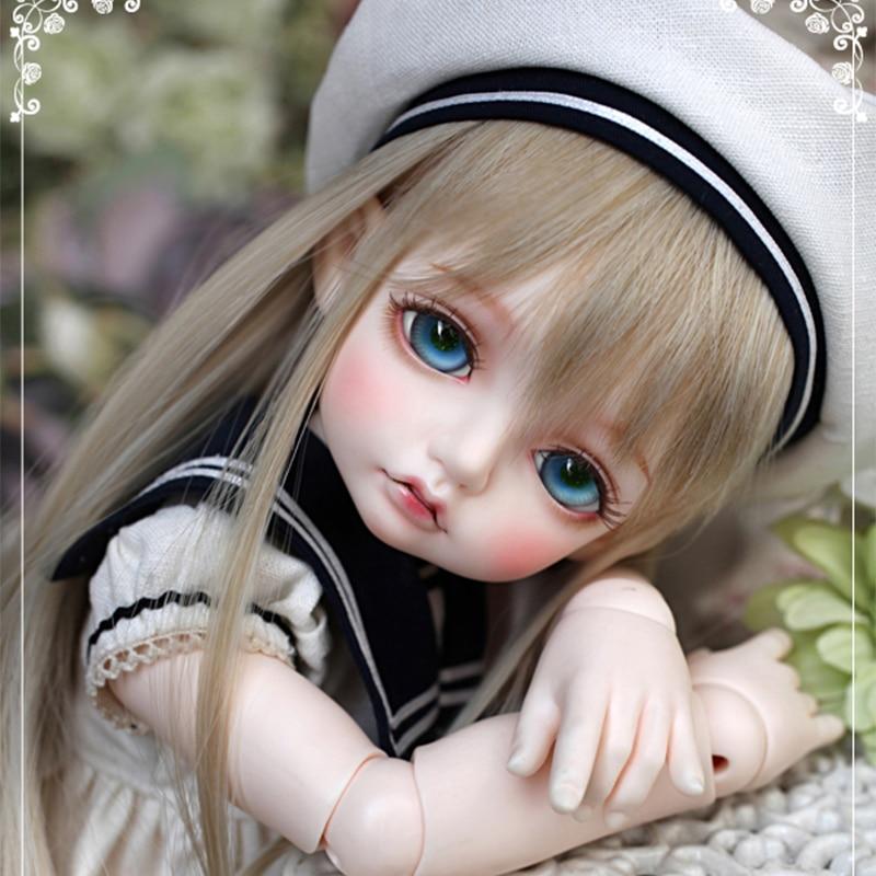 AQK(AQK)1/4 BJD/sd doll baby Mignon Free eye