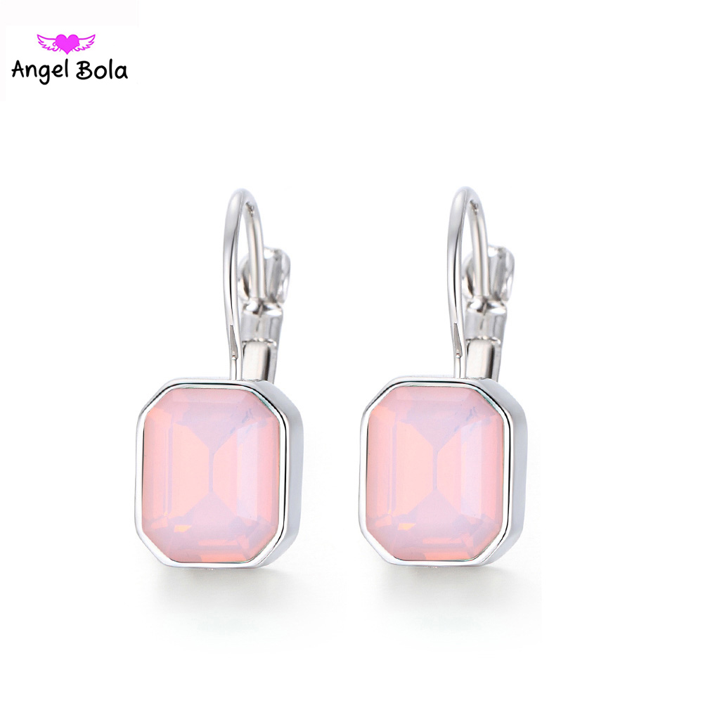 10Pairs Wholesales Pryme Luxurious Jewelry&Accessories Dangle Earrings Crystal Crystal Erarings For Women Party Erarings E-009