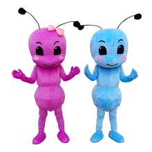 Ant mascot costume custom cosplay Cartoon Character carnival fancy Costume party 6 Color Cosplay