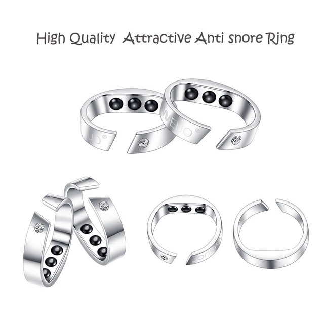 Anti Snoring Acupressure Ring For Comfortable Sleep