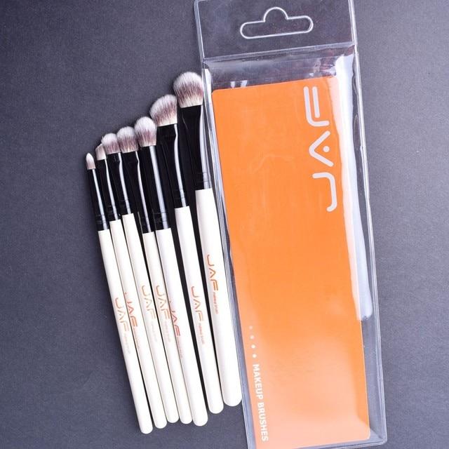7 Piece Makeup Eye Shader Blending Brush Set