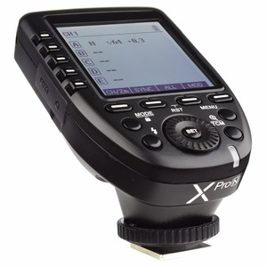Image 3 - Godox Xpro N Zender Met 2Pcs X1R N Ontvanger Ttl 1/8000S Hss High Speed Sync 2.4G Wireless Flash Trigger Voor Nikon Camera S