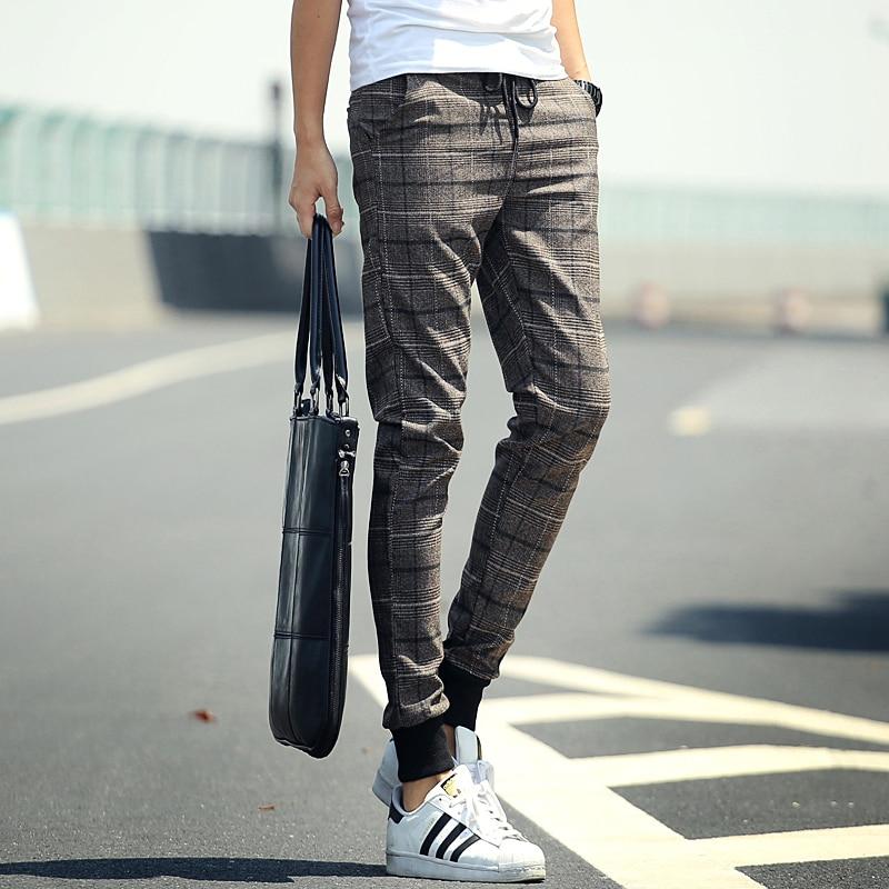 Online Get Cheap Plaid Pants Men -Aliexpress.com | Alibaba Group
