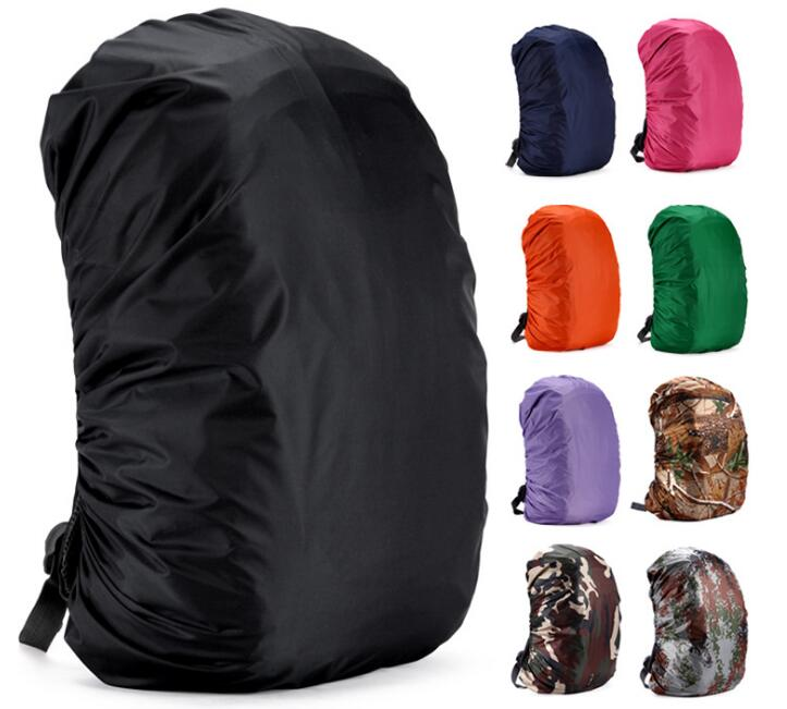 Disposable RainCover Bag Cover Backpack Waterproof for Outdoor Climbing Trav ME
