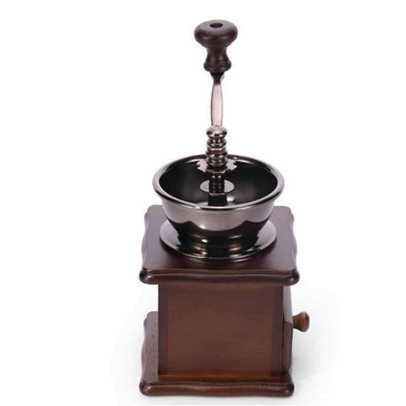 Ручная кофемолка ручной шлифовальный станок для кофейных зерен ручная мельница для кофе ручной шлифовальный станок