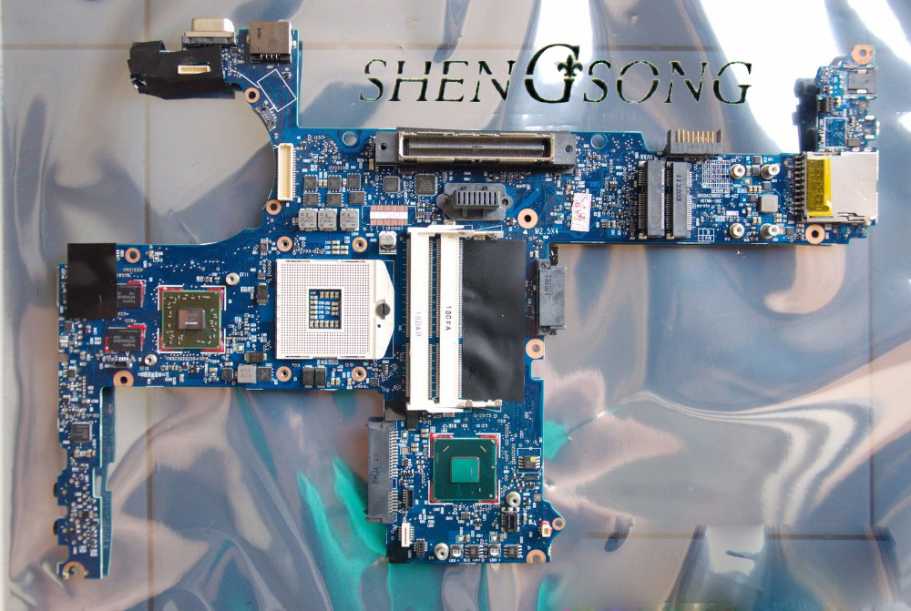 все цены на 642751-001 for HP 8460P Laptop motherboard 642751-001 8460P 100% Tested and guaranteed in good working condition онлайн