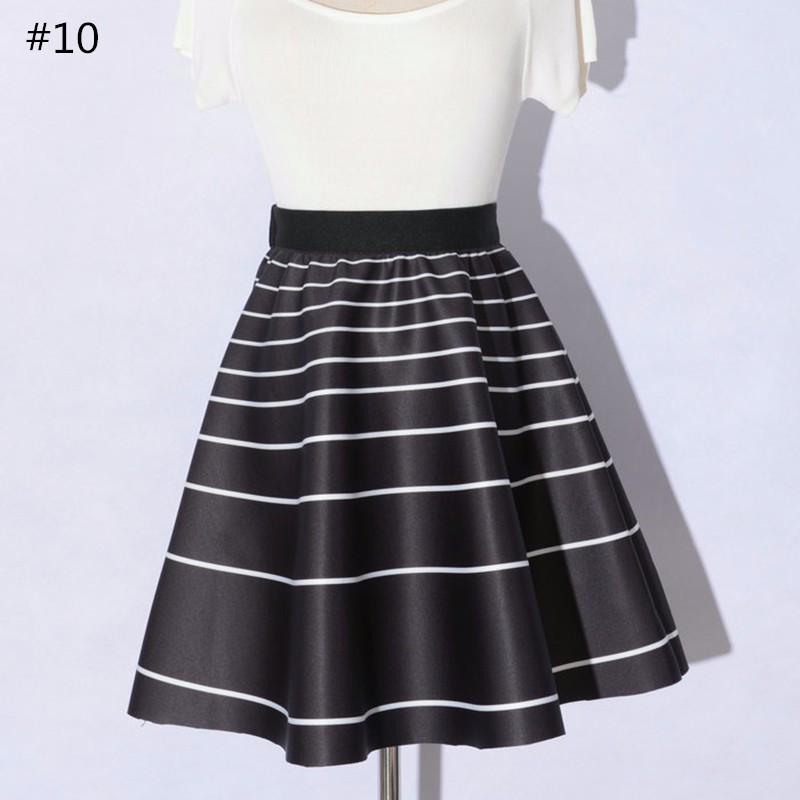 high waist skirt 12
