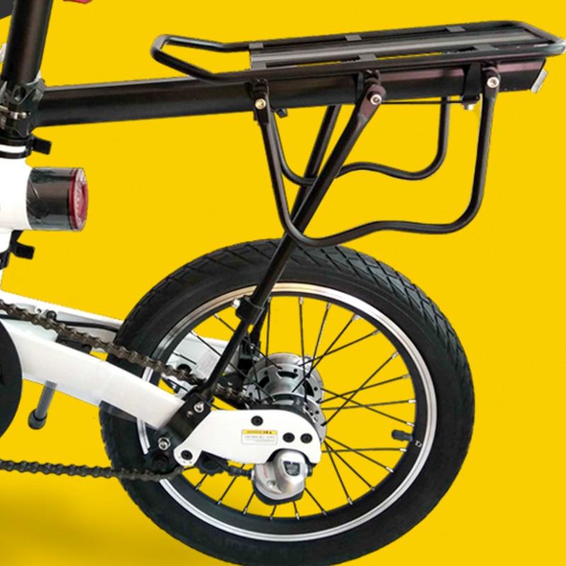Xiaomi Mijia Qicycle EF1 Smart Electric Scooter Foldable Bike E Bike Bicycle Rear Back Seat Rack