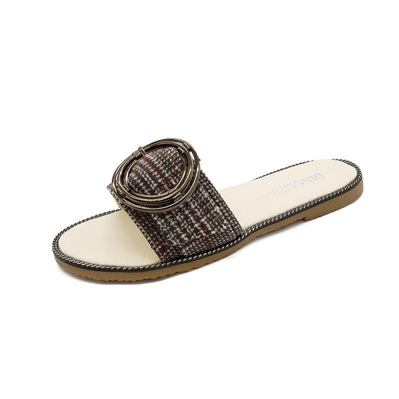 Mvp Boy New Arrivals Handmade Leather Shoes scarpe donna ballerine eleganti women sandale bride cheville pantufa point toe plush