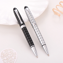 baoer 415 creative penRotating High Quality Gift Ball Pen Office Signature Writing  Metal Ballpoint Smooth Style Luxury